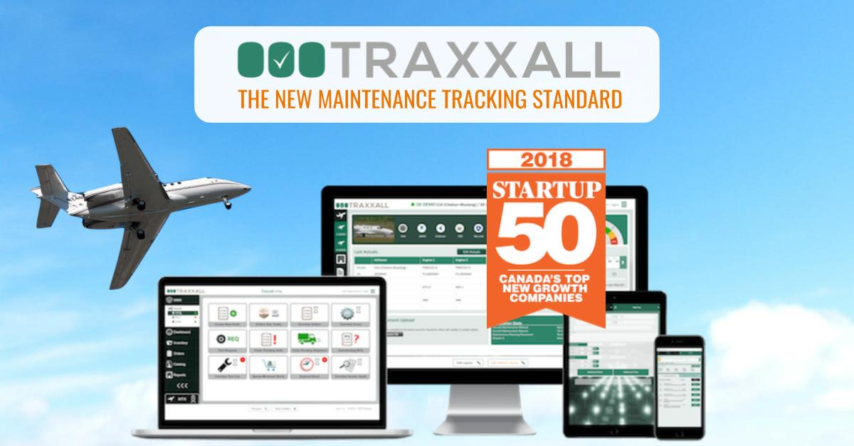 Maintenance Tracking For Business Aviation | TRAXXALL
