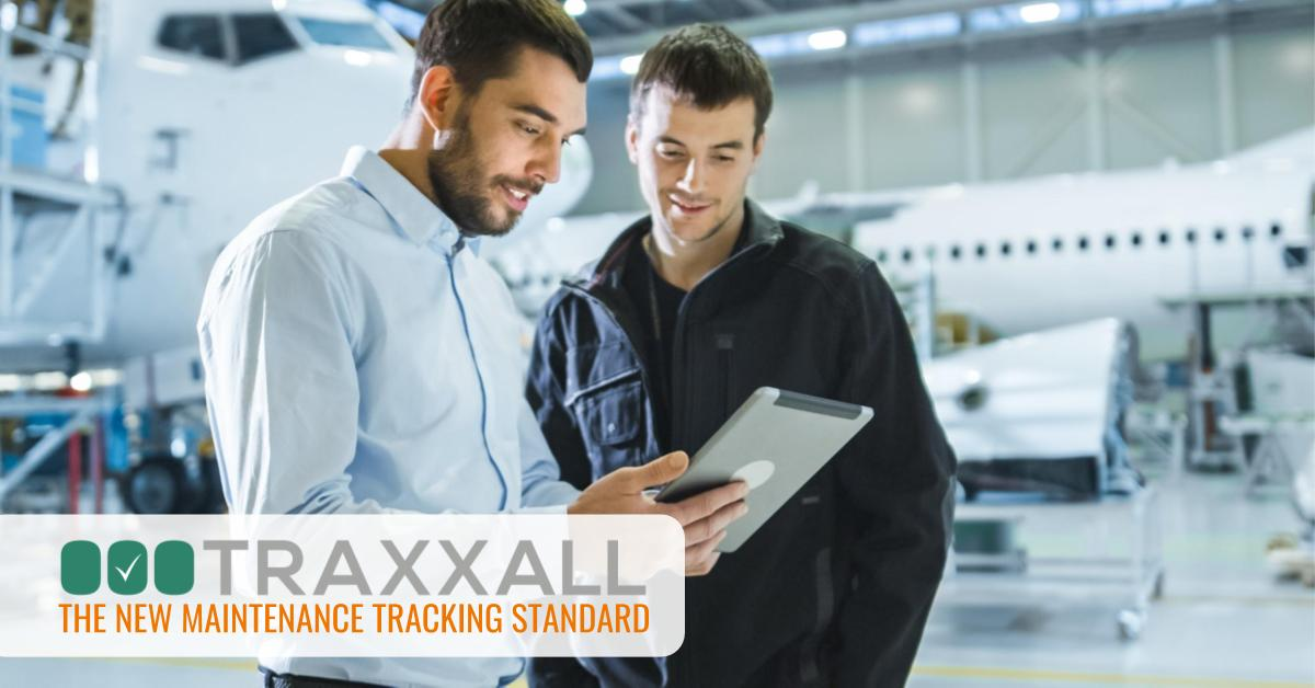 Peer-Supported Aircraft Maintenance Tracking